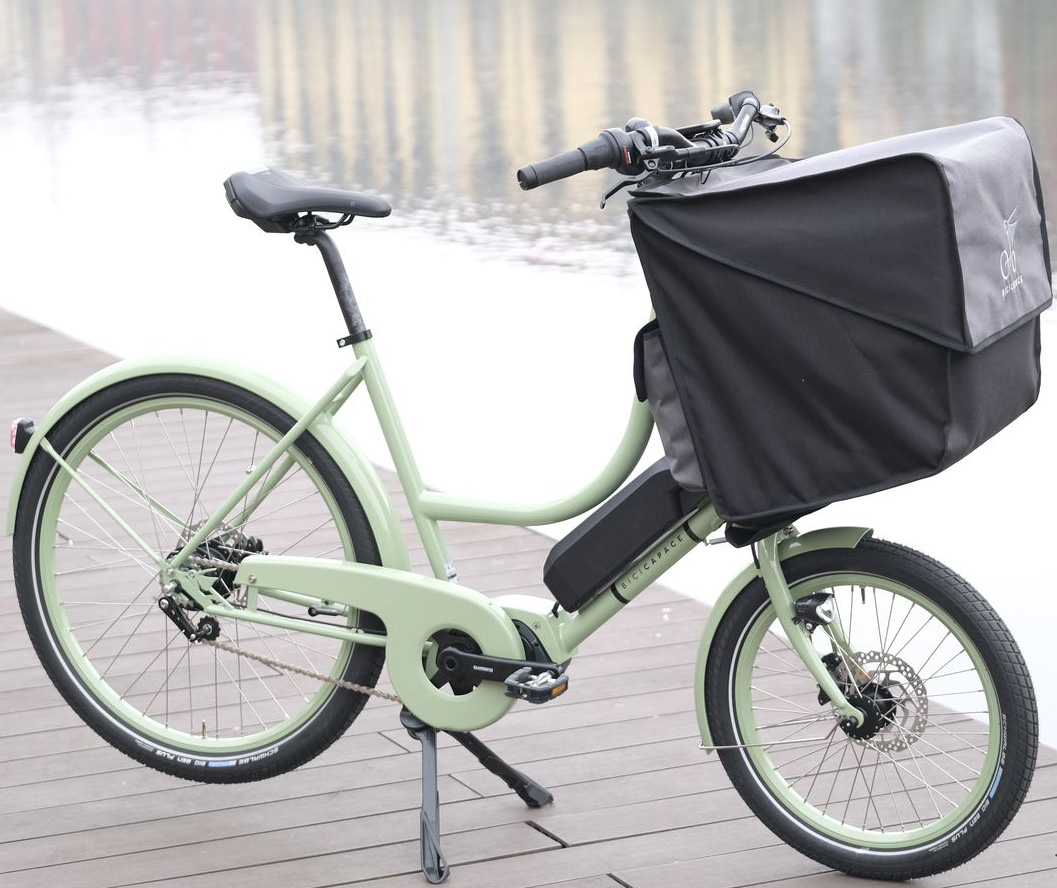 """Bicicapace E-Classic """"Pro"""" STePS 6100"""