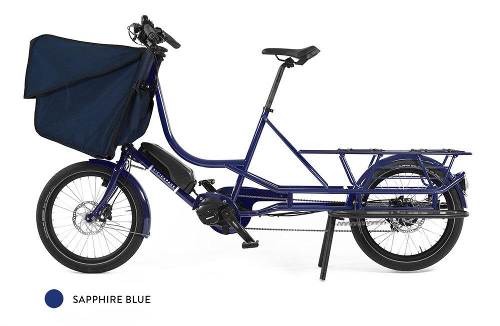 """Bicicapace E-Justlong """"Pro"""" STePS 6100"""